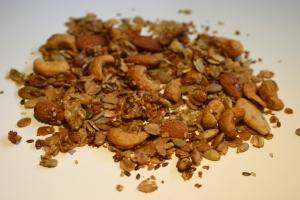 Muesli met noten