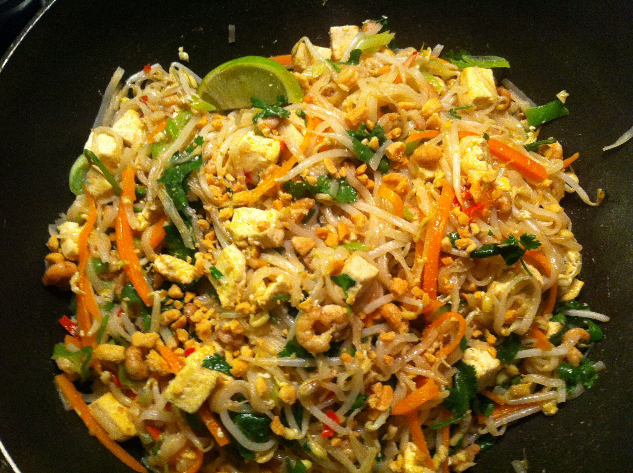 De lekkerste Thaise noedels, Pad Thai | STOER KOKEN