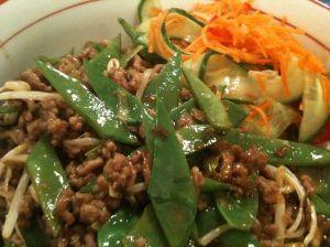 Vietnamese Noedels met ZoetZure Salade